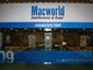 The gates to Macworld Expo 2009