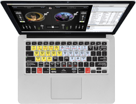 Keyboard Cover for djay by KB Covers