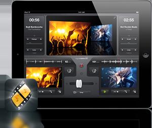 vjay for iPad by Algoriddim