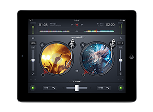 djay - the DJ app for iPad, iPhone, and iPod touch