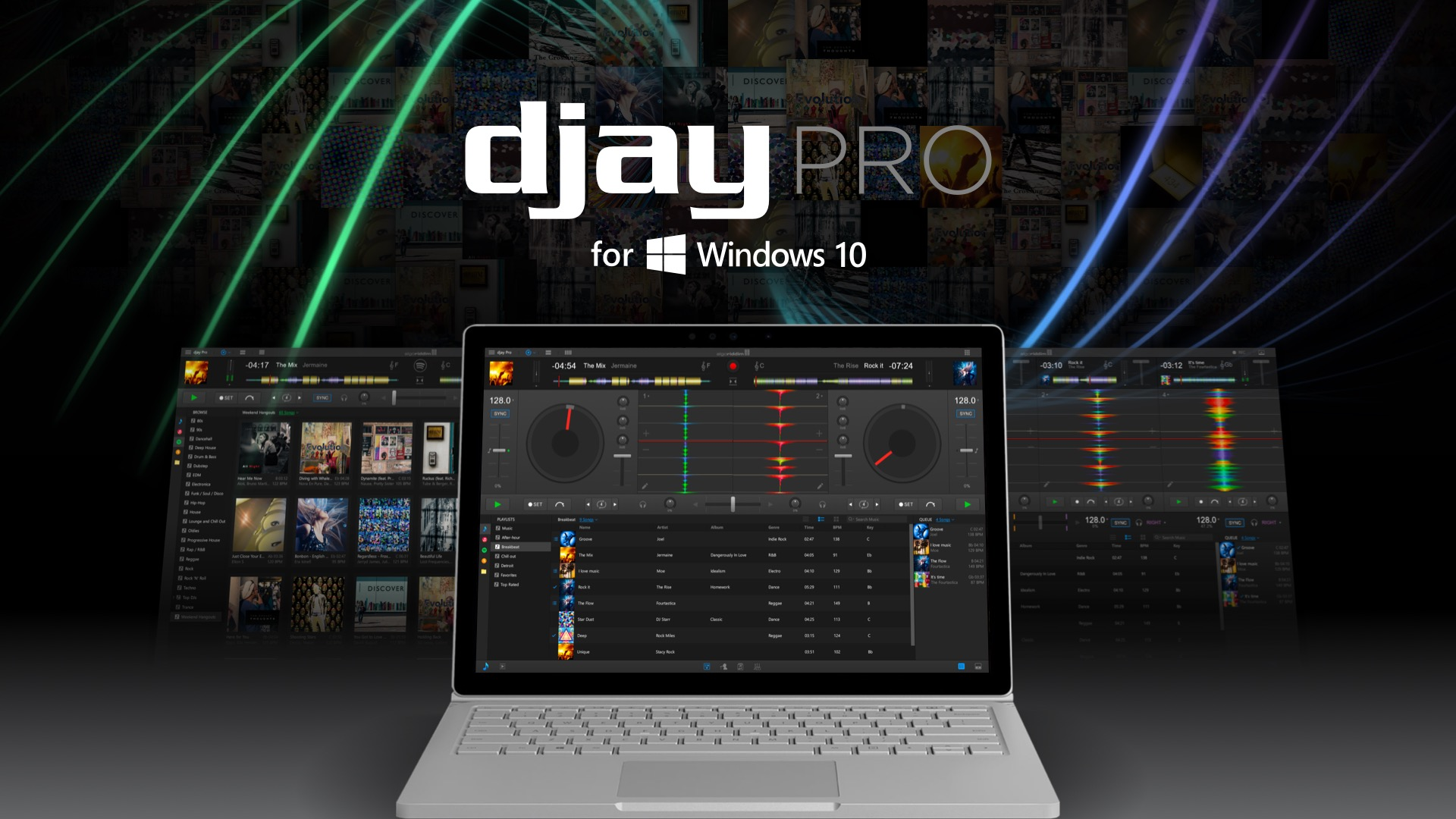 djay Pro for Windows