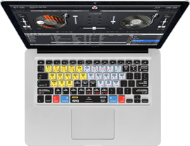 Keyboard cover for djay 4 by KB Covers